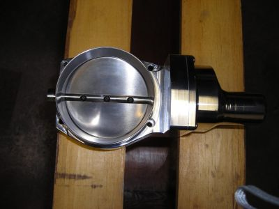 MW 102mm throttle body