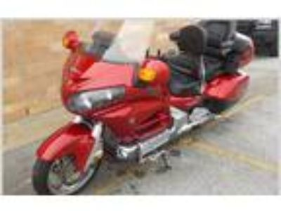2014 Honda Gold Wing ABS