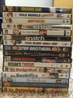 DVDs for INDIVIDUAL SALE