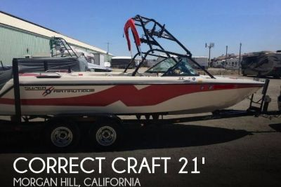 2000 Correct Craft Super Air Nautique