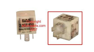 Buy NEW Proparts Relay (horn ignition etc.) 28342310 Saab OE 8522310 motorcycle in Windsor, Connecticut, US, for US $12.35