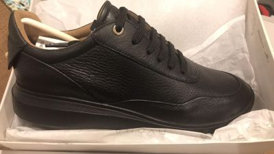 New in box Geox leather size 40 EU 10 US