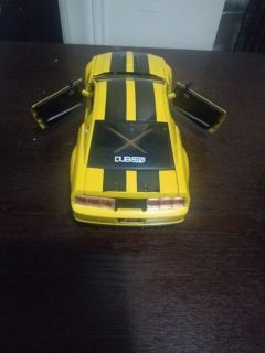 Jada Toys Ford Mustang GT-R Concept Car 1:24 Scale No. 90150