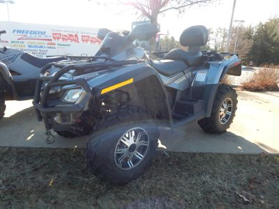 2012 Can-Am Outlander MAX 800R XT ATV Utility ATVs Concord, NH