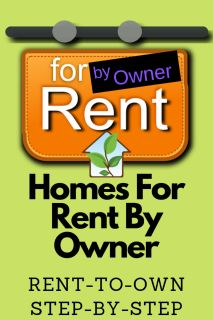 Homes For Rent By Owner In Clarksville Rent-To-Own Step-By-Step