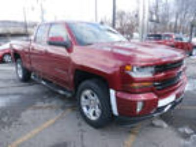 2018 Chevrolet Silverado 1500 Red, new