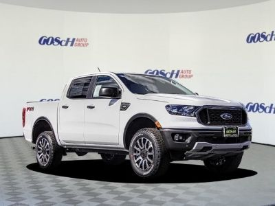 2019 Ford Ranger XLT (Oxford White)