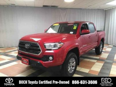 Used 2017 Toyota Tacoma Double Cab 5' Bed V6 4x4 AT (Natl)