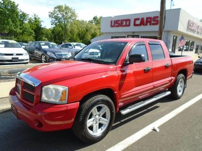 2007 Dodge Dakota SLT (Red)