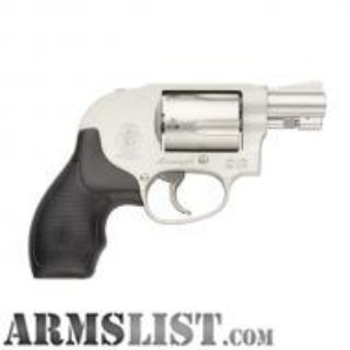 For Sale: Smith & Wesson Model 638 M638 163070 38 special