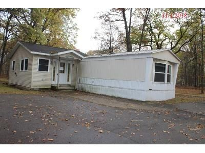 2 Bed 2 Bath Foreclosure Property in Lake City, MI 49651 - W Kelly Rd