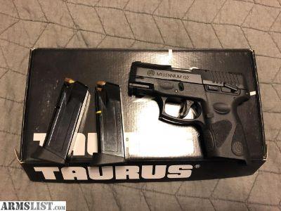 For Sale/Trade: Taurus PT111 Gen2