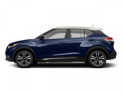 2018 Nissan Kicks SV (Deep Blue Pearl/Fresh Powder)