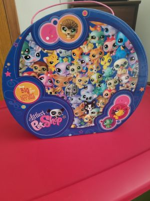 Littlest Pet Shop Carrier
