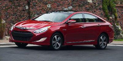 2013 Hyundai Sonata Hybrid Base (Blue Sky Metallic)