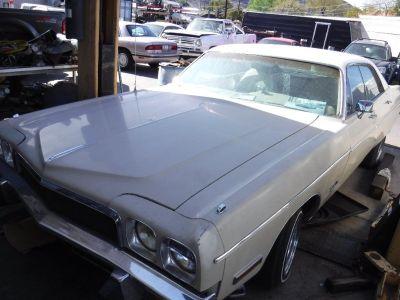 *Arizona Rides ** 1973 Plymouth Fury III 4 Door Hard-top