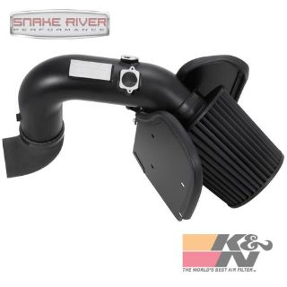 Purchase K&N BLACKHAWK COLD AIR INTAKE SYSTEM FOR 07-09 DODGE RAM CUMMINS DIESEL 6.7L motorcycle in Rigby, Idaho, United States, for US $333.99