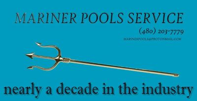 Mariner Pools - Service and Repair