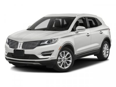 2018 Lincoln MKC Select (White Platinum Metallic Tri-Coat)
