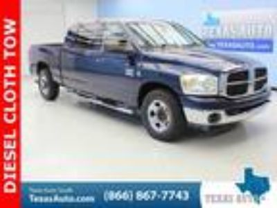 used 2007 Dodge Ram 2500 for sale.
