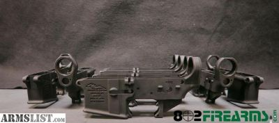 For Sale: Anderson AM-15 AR Stripped Lower @ 802FIREARMS
