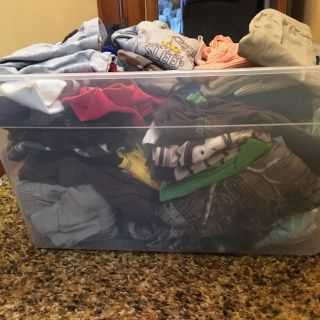 Mixed lot of 12 month clothing