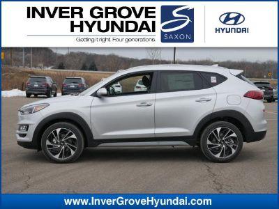 2019 Hyundai Tucson (MOLTEN SILVER)