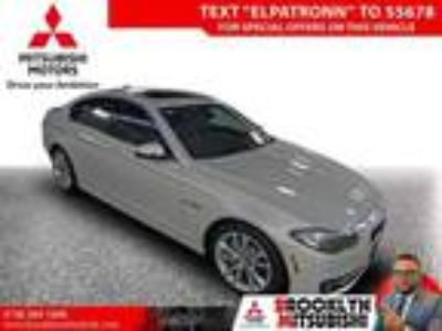 used 2014 BMW 5-Series for sale.