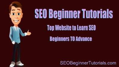 SEO Beginner Tutorials