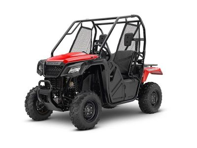 2017 Honda Pioneer 500 Side x Side Utility Vehicles Danbury, CT