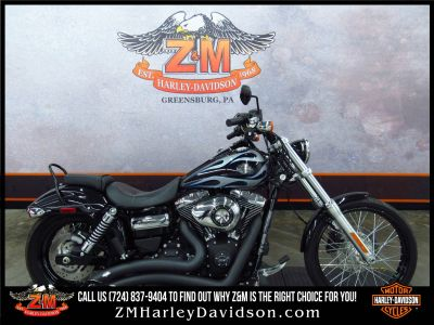 2013 Harley-Davidson Wide Glide Cruiser Motorcycles Greensburg, PA