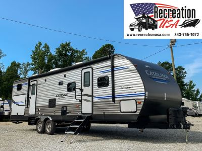 2020 Coachmen Catalina Legacy Edition 323BHDSCK