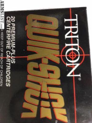 For Sale: Triton .380 Quick Shock Ammunition