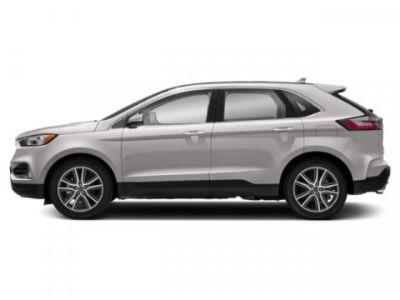 2019 Ford Edge Titanium (White Platinum Metallic Tri-Coat)