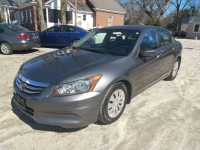 2012 Honda Accord LX (Grey)