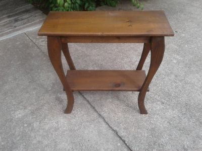 Side table ~ $10