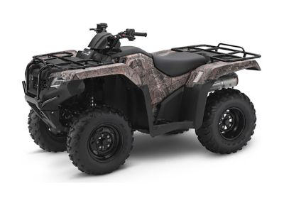 2018 Honda FourTrax Rancher 4x4 ES Utility ATVs Greeneville, TN