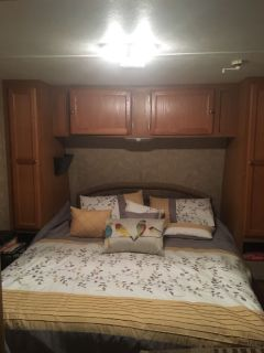 26' Nomad Trailer + sunroom + shed, 55+ Park, Emerald Grove, Harlingen, TX