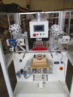 Autotran AT 6.0 Pad Printing Machine RTR#8061633-01