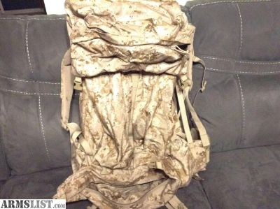 For Trade: Mystery Ranch large internal frame pack SEAL issue
