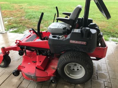 2012 Gravely USA Pro Ride 266 Commercial Mowers Lawn Mowers Glasgow, KY