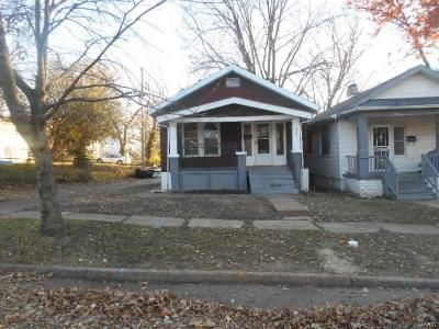 2 Bed 1 Bath Foreclosure Property in Saint Louis, MO 63133 - Julian Ave