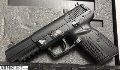 For Sale: FN Five-seveN 5.7x28 USG