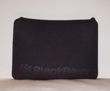 Genuine BlackBerry PlayBook Neoprene Sleeve - Like New