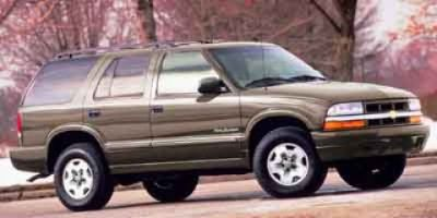 2001 Chevrolet Blazer LT (Red)