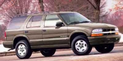 2001 Chevrolet Blazer LT ()