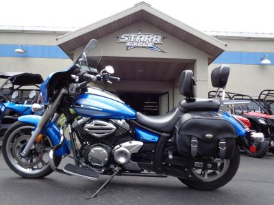 2009 Yamaha Motor Corp., USA V Star 950 Cruiser Motorcycles North Mankato, MN