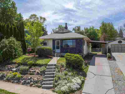 3428 E 22nd Ave SPOKANE Three BR, This affordable South Hill home