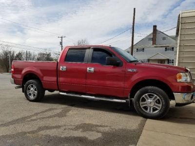 2007 Ford F-150 4WD SuperCrew 139 XLT