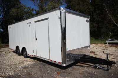 2019 Continental Cargo NS Series 24' Enclosed Car Trailer